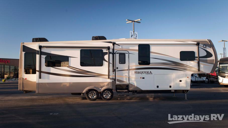 2015 Redwood RV Sequoia 38HRL