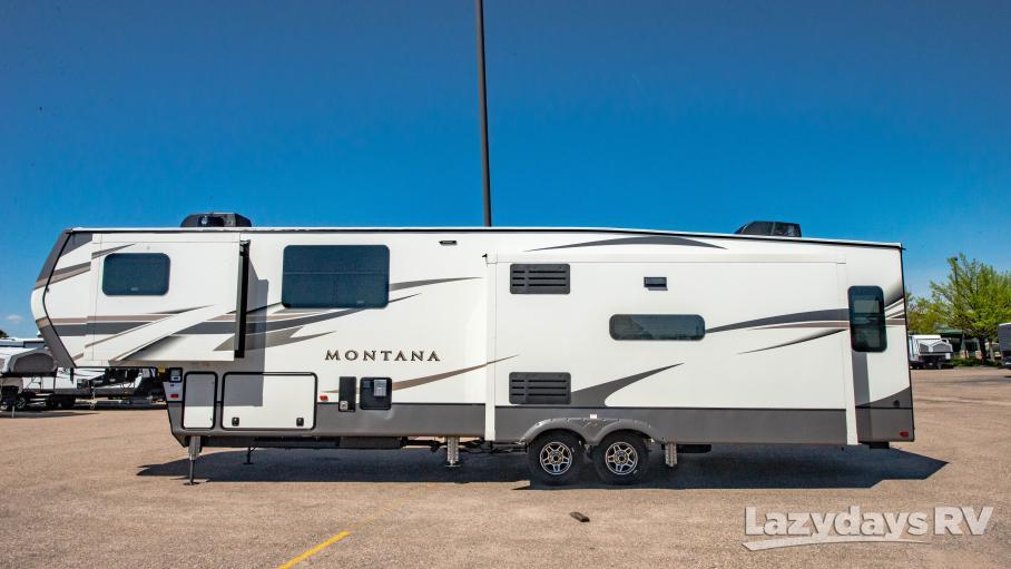 2021 Keystone RV Montana 3780RL