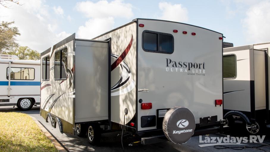 2016 Keystone RV Passport GT 2510RB