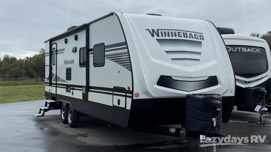 2020 Winnebago Industries Towables Minnie Plus 26RBSS