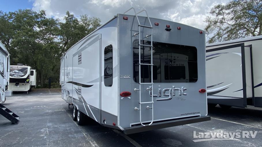 2018 Highland Ridge RV Open Range 319RLS