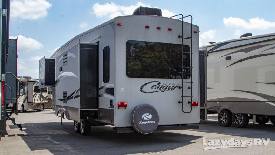 2014 Keystone RV Cougar High Country 317RLS