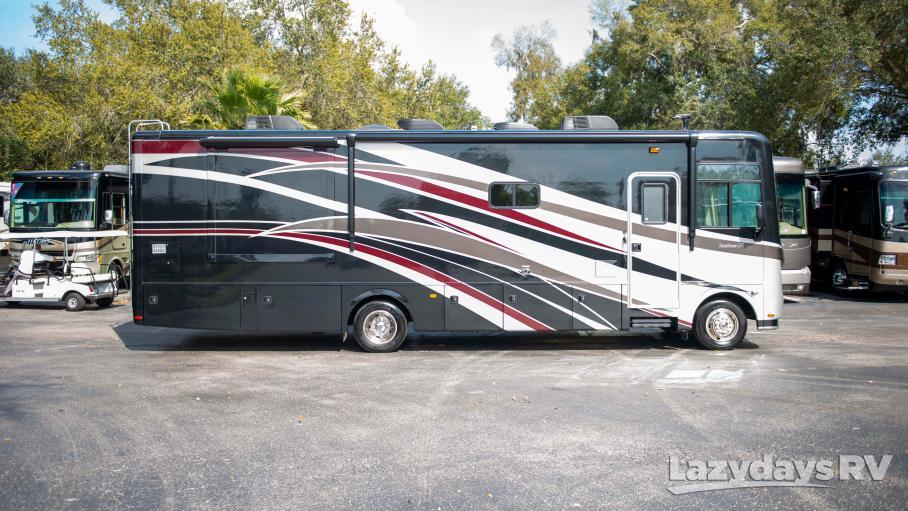 2014 Holiday Rambler Vacationer 33SFD