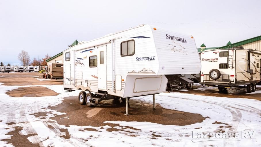 2008 Keystone RV Springdale