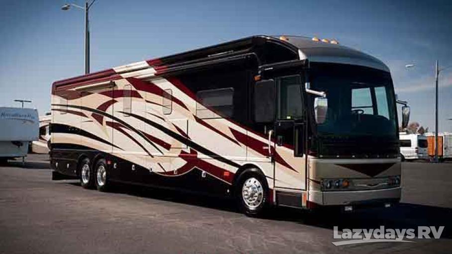 2007 American Coach American Heritage 45A-600CU