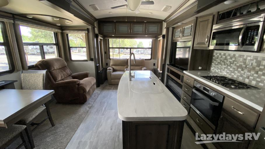 2018 Keystone RV Montana 3121RL