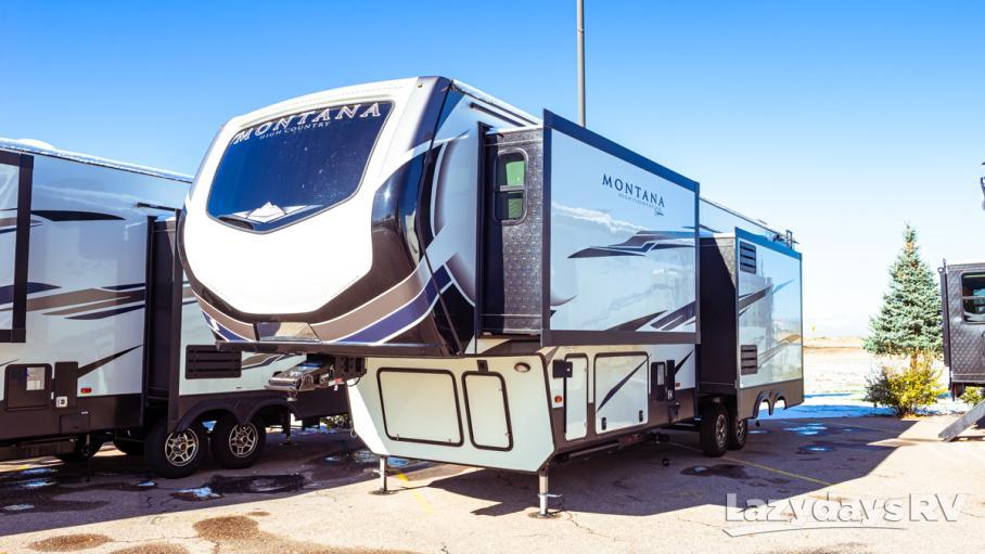 2020 Keystone RV Montana High Country 334BH