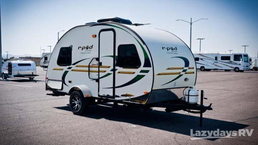 2013 Forest River R-Pod Hood River RP-177