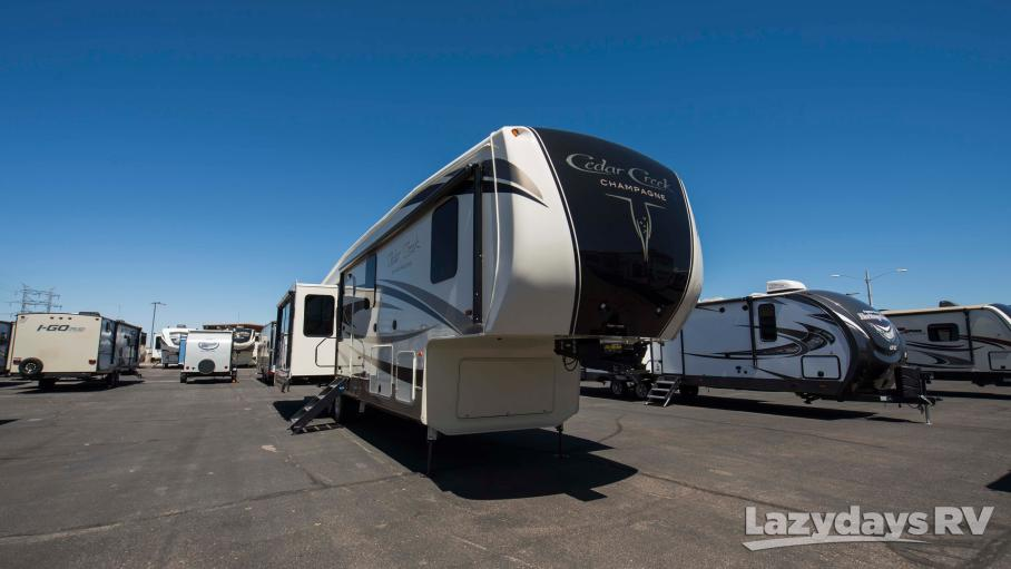 2019 Forest River Cedar Creek Champagne 38EL