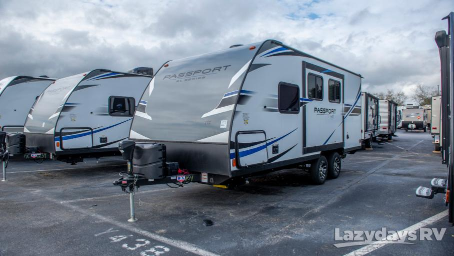 2020 Keystone RV Passport SL 199ML