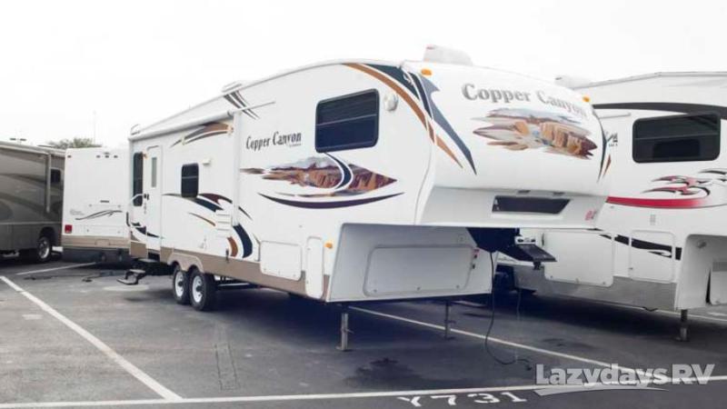 2008 Keystone RV Copper Canyon