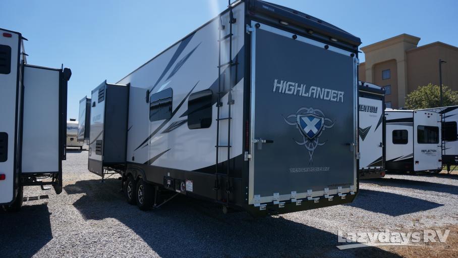 2020 Highland Ridge RV Highlander 350H