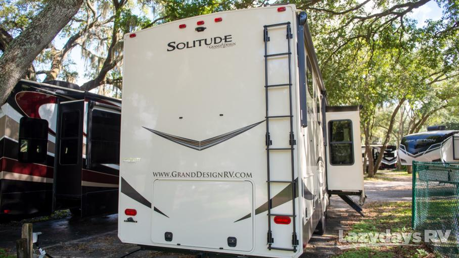 2020 Grand Design Solitude 380FL-R