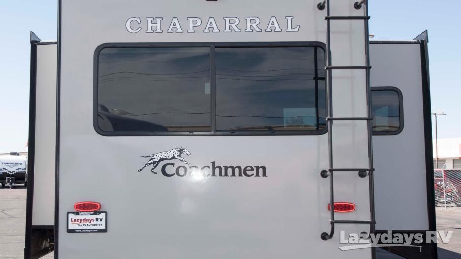 2020 Coachmen Chaparral 336TSIK