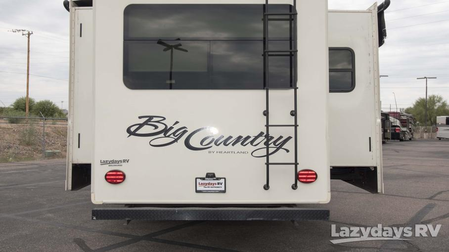 2017 Heartland Big Country 3560SS