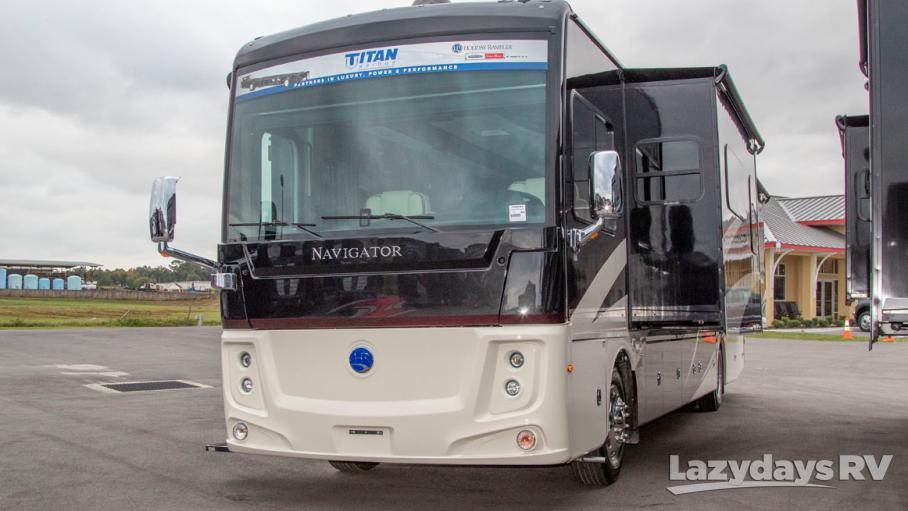 2020 Holiday Rambler Navigator 38F