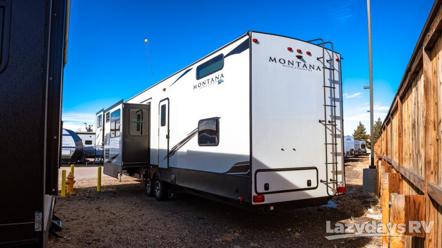 2020 Keystone RV Montana High Country 376FL
