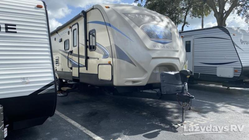 2014 Crossroads RV Sunset Trail Reserve