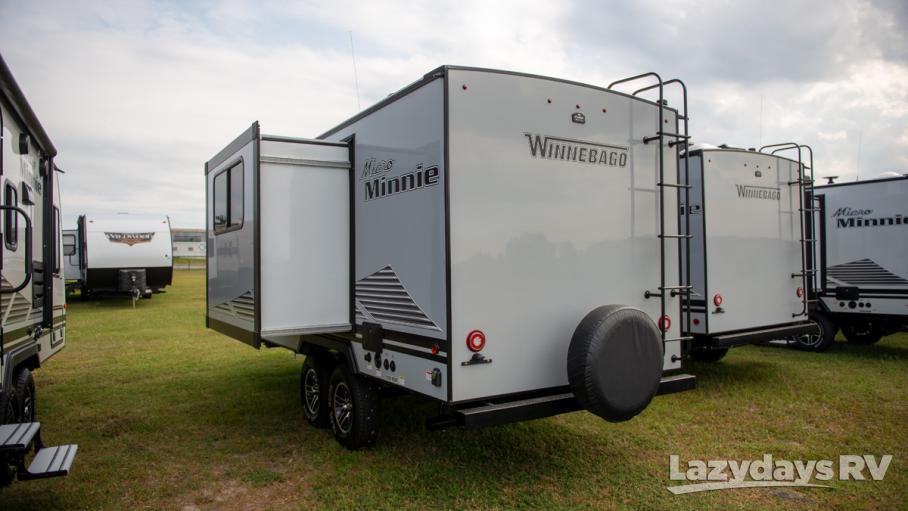 2020 Winnebago Micro Minnie 2108FBS