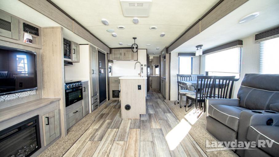 2021 Heartland North Trail 33RETS