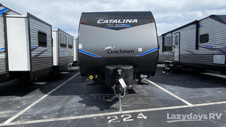 2021 Coachmen RV Catalina Trail Blazer 28THS