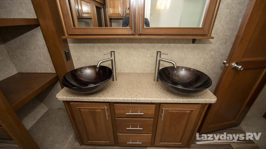 2017 Highland Ridge RV Open Range 3X 397FBS