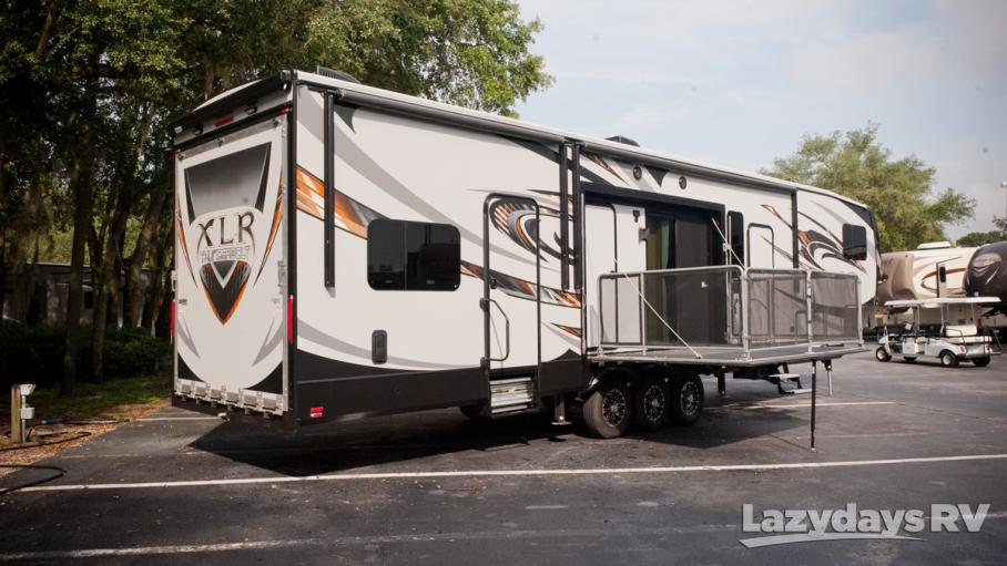 2016 Forest River  XLR Thunderbolt 420AMP