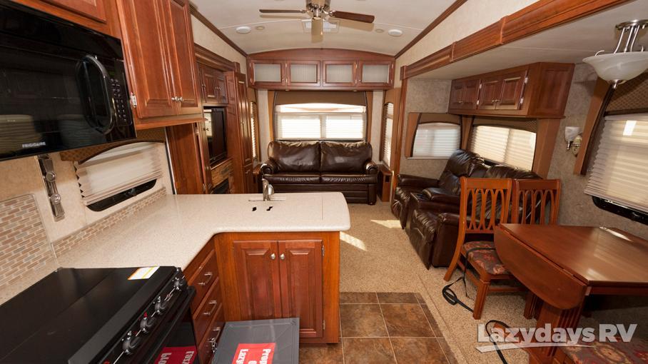 2013 Forest River Blue Ridge 3125RT