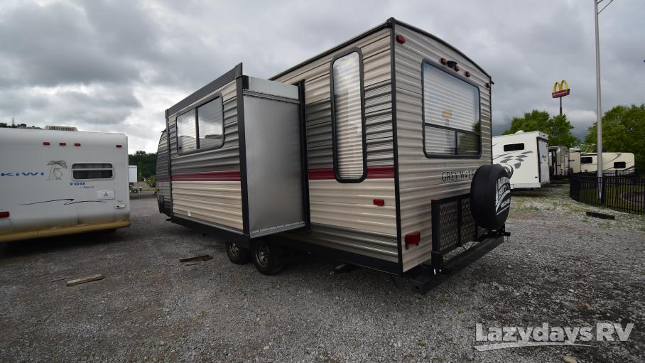 2018 Forest River Cherokee Grey Wolf 23MK