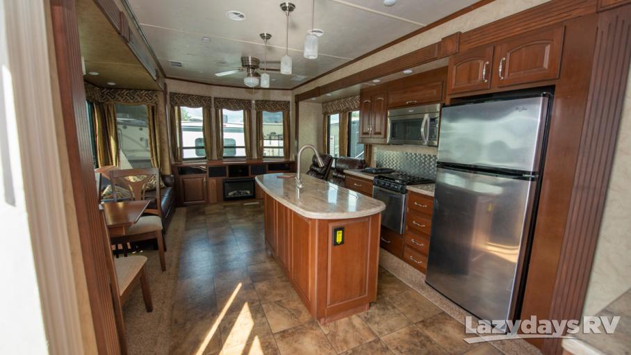 2015 Forest River Cedar Creek Cottage 40CRL