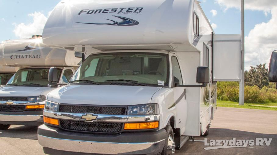 2020 Forest River Forester 2251SLE
