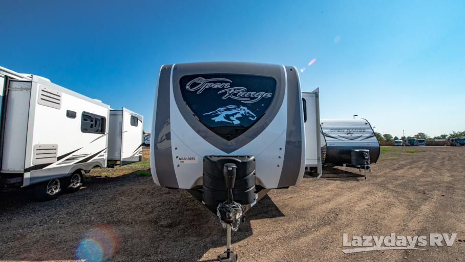 2021 Highland Ridge RV Open Range OT330BHS