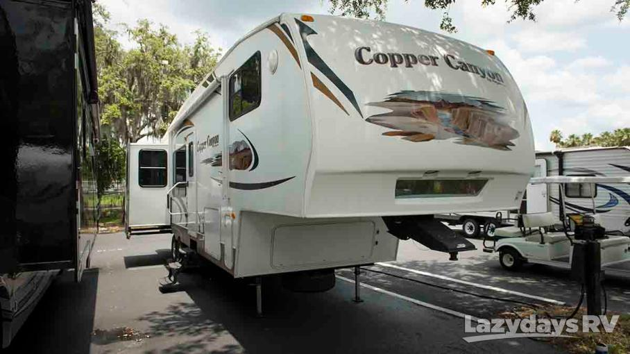 2009 Keystone RV Copper Canyon 355FWBHS