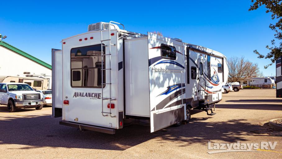 2014 Keystone RV Avalanche 341TG