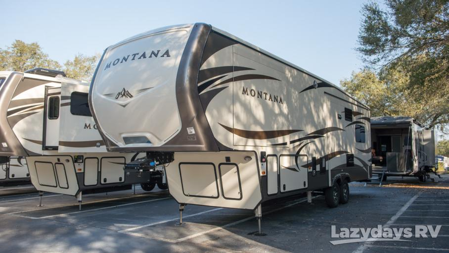 2016 Keystone RV Montana 3000RE