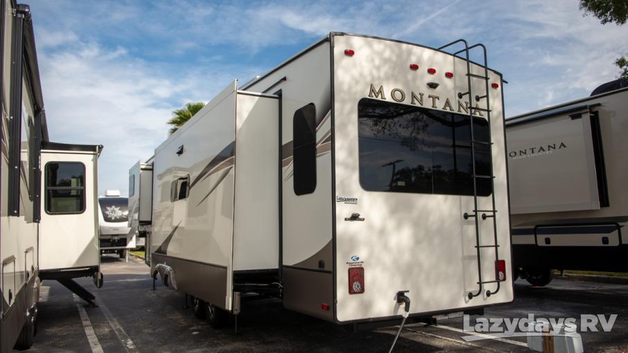 2020 Keystone RV Montana 3781RL