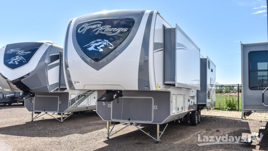 2020 Highland Ridge RV Open Range 384RLS