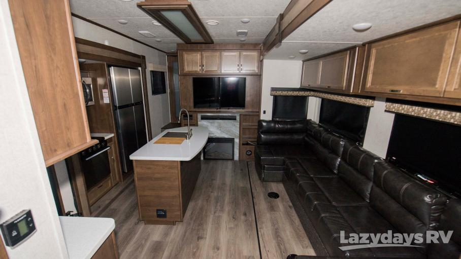 2019 Highland Ridge RV Mesa Ridge 376FBH