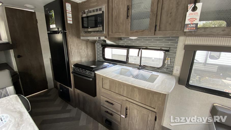 2021 Forest River Wildwood X Lite 261BHXL