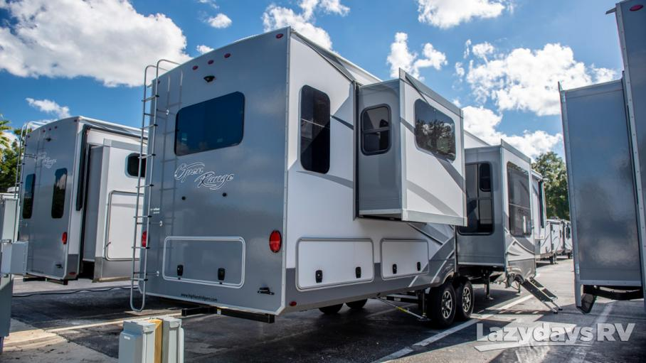 2020 Highland Ridge RV Open Range 375RDS