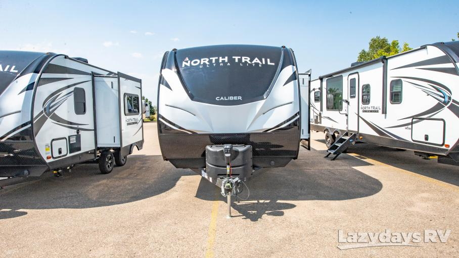 2021 Heartland North Trail 22CRB