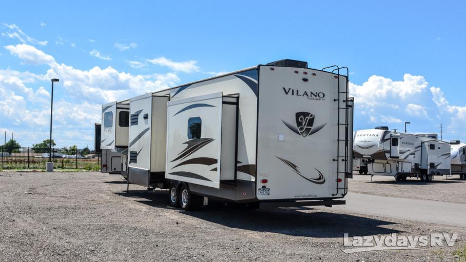 2018 Vanleigh RV Vilano 375FL