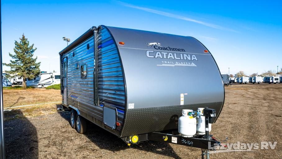 2020 Coachmen Catalina Trail Blazer 19TH