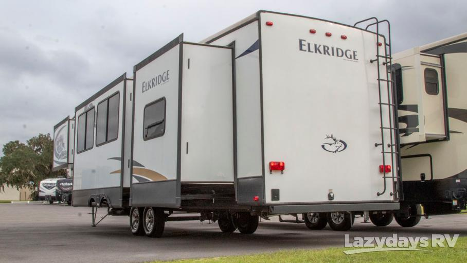 2012 Heartland Elkridge 37ULTA