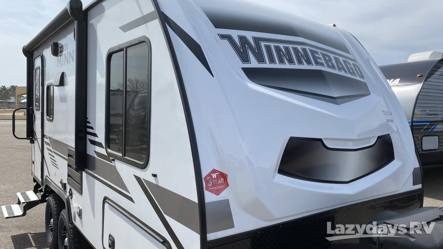 2021 Winnebago Industries Towables Micro Minnie 1808FBS