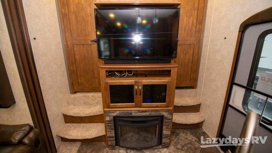 2014 Keystone RV Raptor 365LEV
