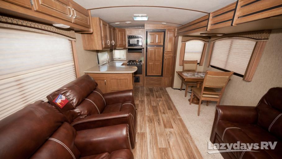 2016 Keystone RV Laredo TT 294RK