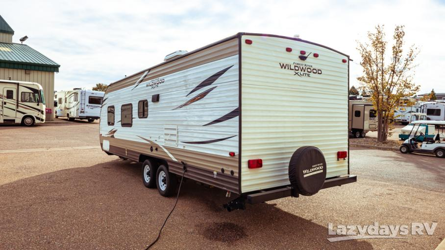 2019 Forest River Wildwood X Lite 261BHXL