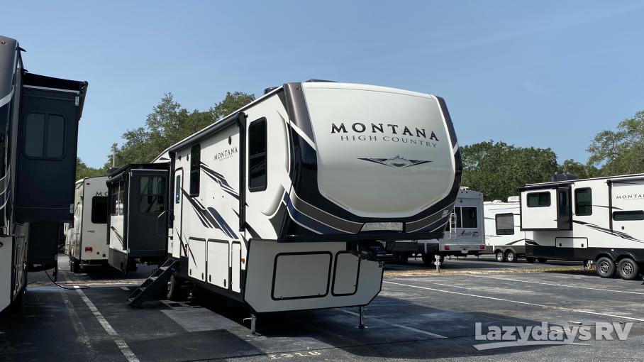 2021 Keystone RV Montana High Country 385BR