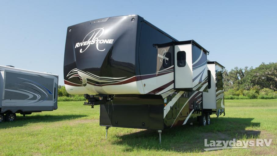 2018 Forest River Riverstone  39RKFB